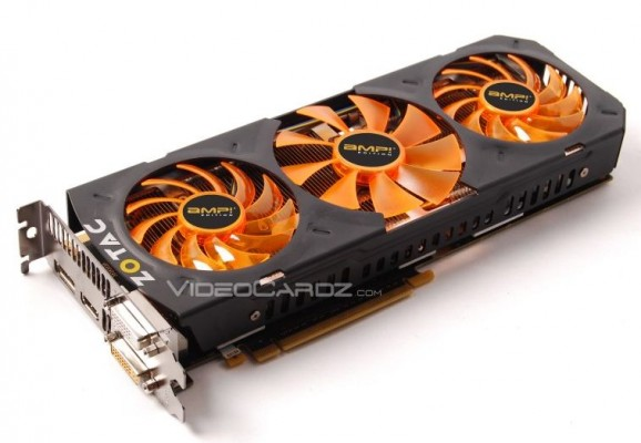 GeForce GTX 780 AMP de ZOTAC 4