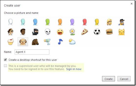 Pronto control parental en Google Chrome