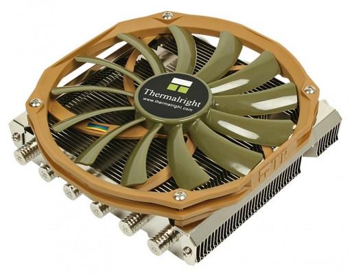Thermalright lanza su disipador de CPU AXP-200