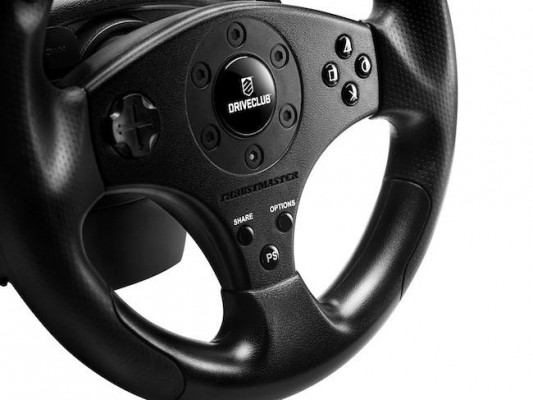 Thustmaster T80 Driveclub Edition