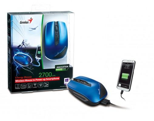 Energy Mouse Genius