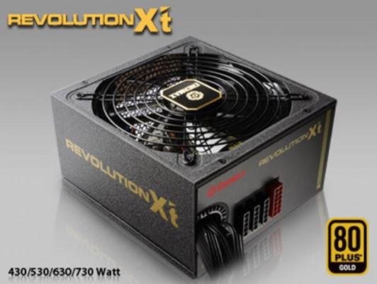 Enermax lanza sus fuente de poder Revolution X't