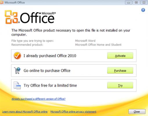 Error en la actualización KB2589275 de Office 2010