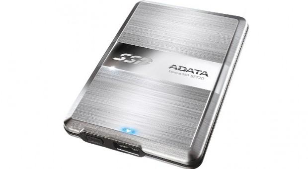 ADATA lanza su SSD DashDrive Elite SE720