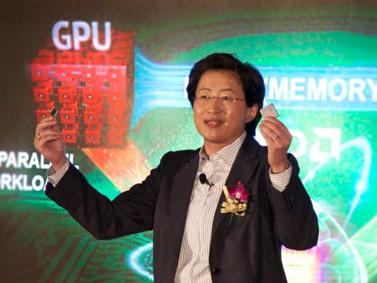 AMD APUS Kaveri para febrero de 2014
