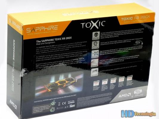 Sapphire Radeon R9 280X-2