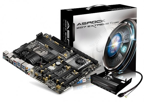 Asrock Z87 Extreme11 AC