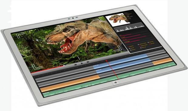 Panasonic Toughpad 4K