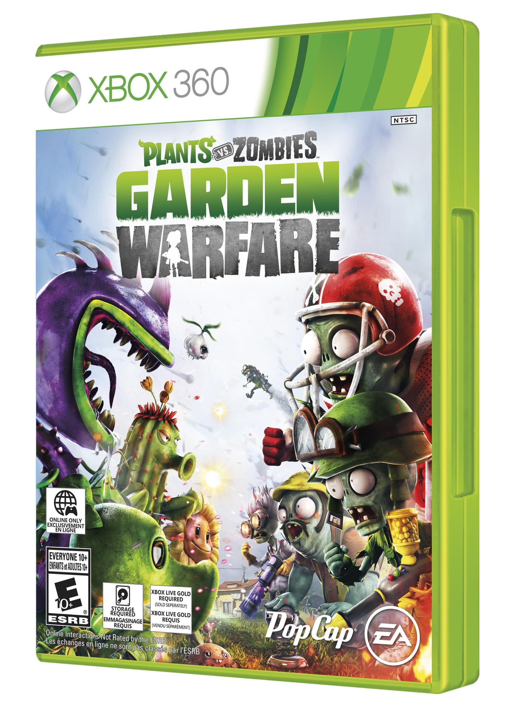 Plants vs zombies garden warfare llegar a xbox one y xbox 360 el pr ximo 25 de febrero hd for Plants vs zombies garden warfare xbox one