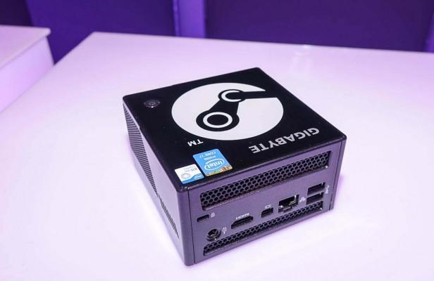 Esta es la Steam Machine de Gigabyte, Brix Pro