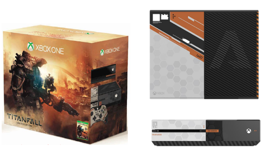 Xbox One Titanfall Edition Box Filtrada la Xbox One T...