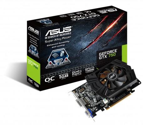 ASUS GTX750_caja