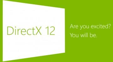 AMD demuestra apoyo completo para DirectX 12