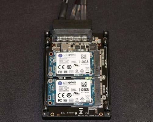 Demo de ASUS SSD HyperXpress-3
