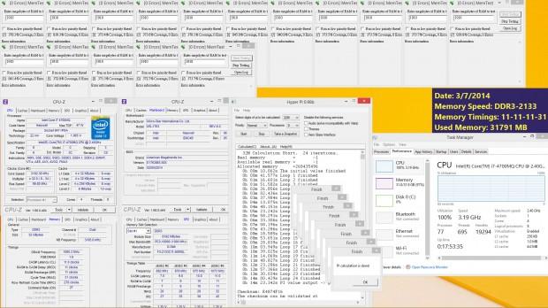 G.SKILL Ripjaws DDR3L 32GB 2133MHz SO-DIMM-2