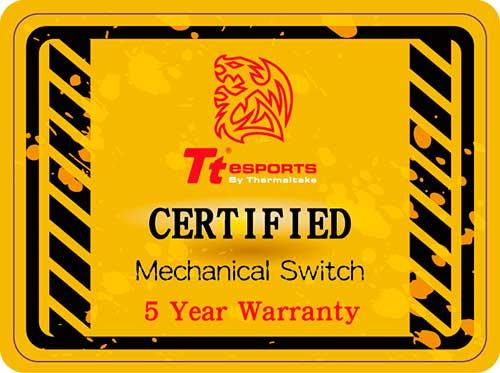 Tt-eSPORTS-certified-mechanical-switch-with-5-year-warranty