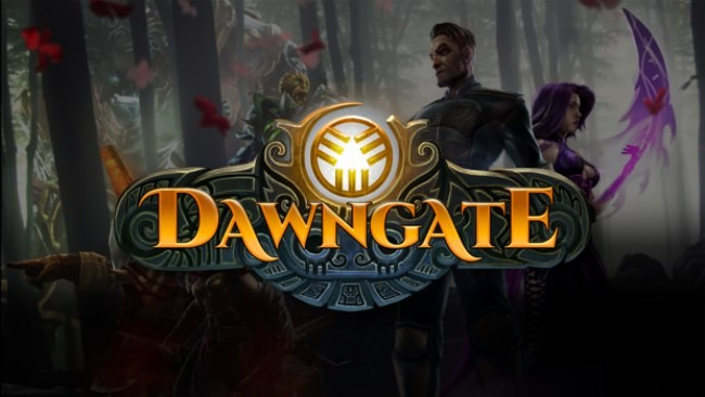 Parecido A Lol Pero De Ea Dawngate En La E3 2014 Hd Tecnologia