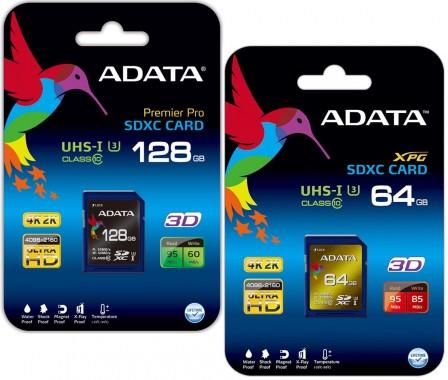 ADATA SDXC-UHS-I-U3