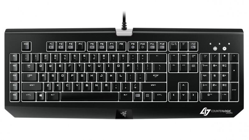 Nuevo Teclado Razer Blackwidow Counter Logic Gaming Edition-2