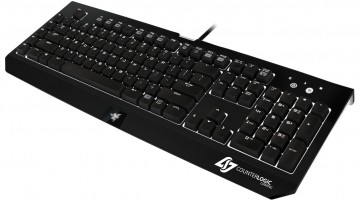 Nuevo Teclado Razer Blackwidow Counter Logic Gaming Edition