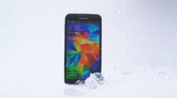 Samsung S5 Icebucketchallenge