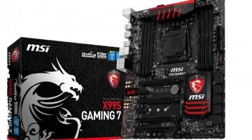 X99S Gaming 7 filtrada