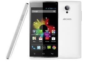 ARCHOS introduce su nuevo Smartphone  40B Titanium en Argentina