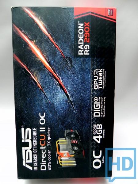 ASUS 290x Direct CU II OC-1