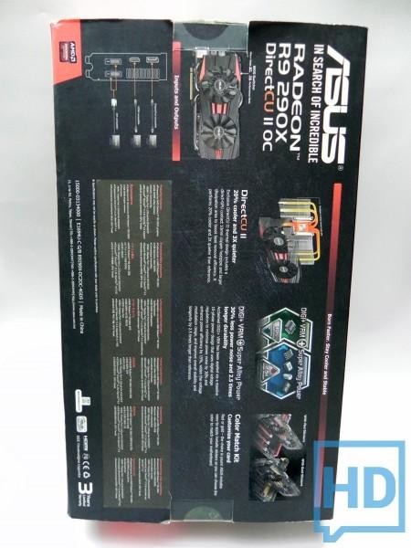 ASUS 290x Direct CU II OC-2