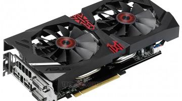 ASUS anuncia su Radeon R9 285 Strix