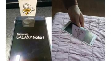 El Galaxy Note 4 tiene problemas con la pantalla y la carcasa