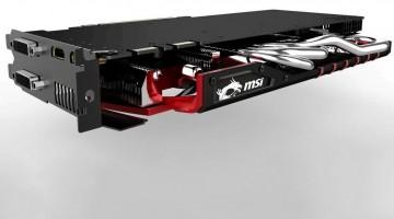 Esta llegando una nueva solución de refrigeración de MSI el TwinFrozr V
