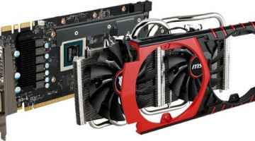 MSI Twin Frozr V al descubierto