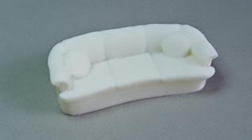 Muebles hechos con impresoras 3D