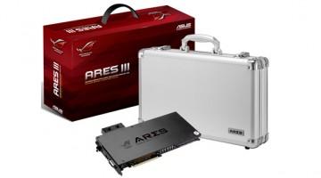 Nueva Asus ROG Ares III