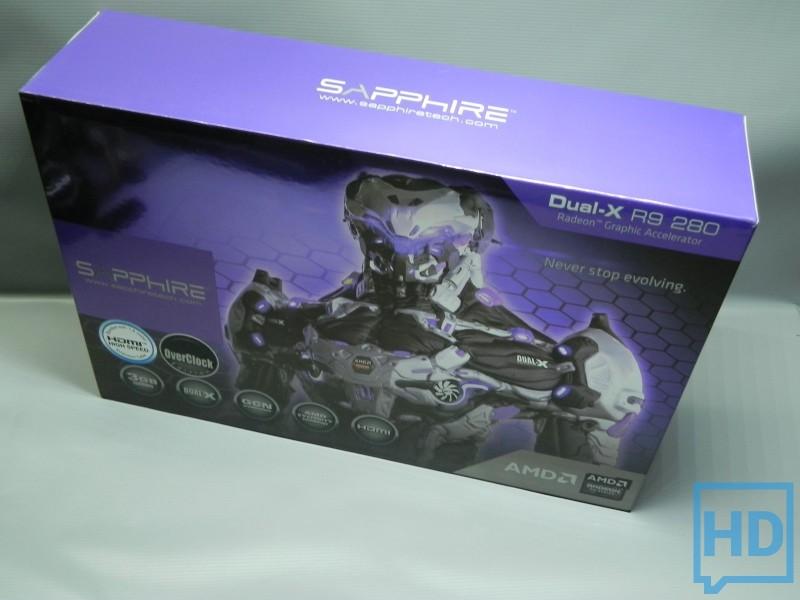 Otro Review, ahora la Sapphire Radeon R9 280 Dual-X 3GB