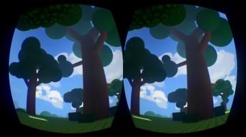 Windlands un juego para Realida Virtual