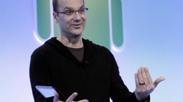 Andy Rubin, fundador de Android, se va de Google