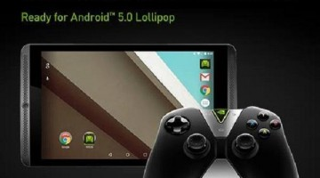 Confirmado, La tablet Shield de NVIDIA tendra Android 5.0