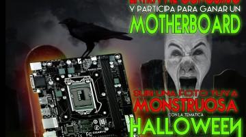 GIGABYTE realiza Concursos de Fotografía Halloween