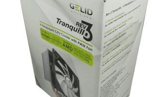Gelid Tranquillo Rev.3