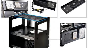 Nueva tablebench, la Lian Li PC-T80-2