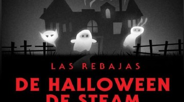 Ofertas de Halloween de Steam