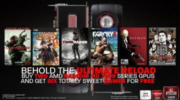 Pronto llegaran nuevos juegos a Never Settle de AMD
