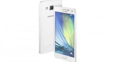 Samsung revela los Galaxy A3 y A5