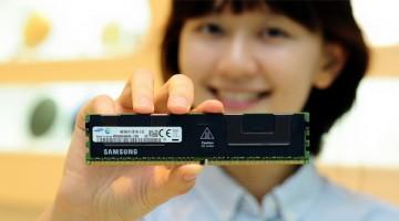 Samsung ya esta fabricando chips DDR4 de 8Gb a 20 nm