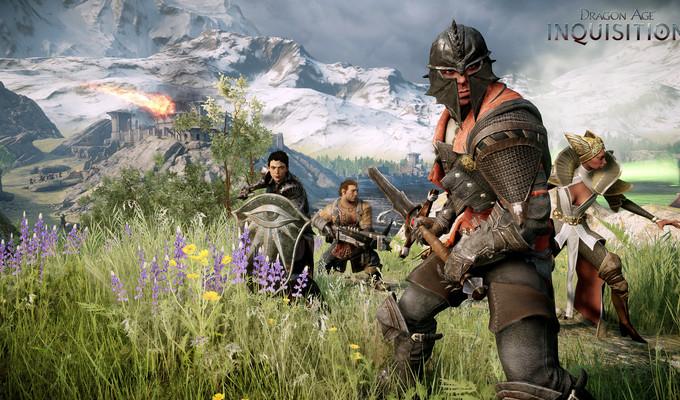 Bioware Trabajan en parches para Dragon Age Inquisition