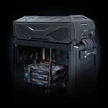Gigabyte presenta la increíble y vistosa GeForce GTX 980 WaterForce Tri-SLI-2