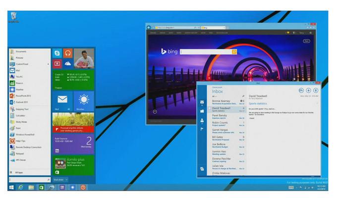 Microsoft lanza una importante actualización para Windows 8.1
