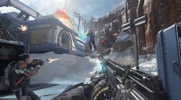 Call of Duty Advanced Warfare tendra el DLC Robot zombies
